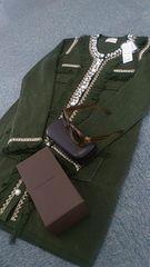 ヴェルフォンナラグジュアリーニットコート正規ルイヴィトンサングラスセット