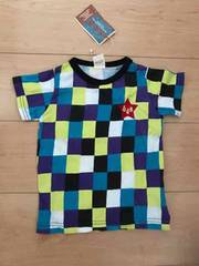 新品未着用 エーアーベー e.a.b 半袖Tシャツ 男の子 90センチ