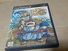 PS2☆トルネコの大冒険3不思議のダンジョン☆