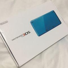 新品 ニンテンドー3DS ブルー