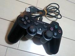 PS3・デュアルショック3・ブラック