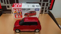 ★赤箱トミカ81★HONDA N-ONE★
