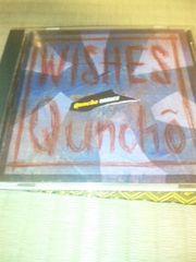 CD:Quncho(クンチョー)/WISHES 帯あり