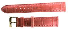 コンドル社製牛革バンド 18mm ピンク