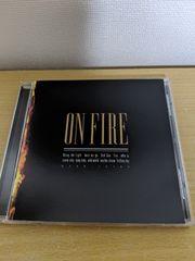 J(LUNA SEA/ルナシー)「ON FIRE」