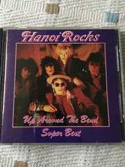 HANOI ROCKS ハノイロックス Up Around The Bend スーパーベスト