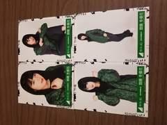 欅坂46 齋藤冬優花 写真4枚セット