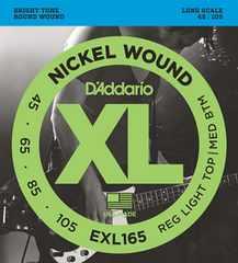 ダダリオ ベース弦  .045-.105 EXL165