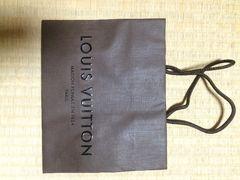 LOUIS VUITTON ショップ袋/小物・アクセ用☆美品☆