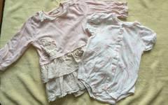 キムランタン新生児ベビー服60〜80センチまとめ売り新品同様☆