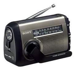 ソニー SONY ポータブルラジオ ICF-B99 : FM