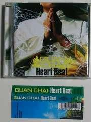 (CD)GUAN CHAI/グアンチャイ☆Heart Beat★帯付き♪即決価格♪