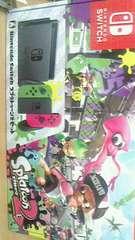 [Nintendo Switch]ニンテンドー スイッチ スプラトゥーン2セット<新品>