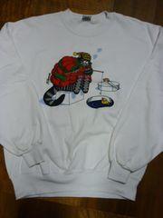 USA古着Crazy shirts クレイジーシャツHMクリバンキャットハワイ