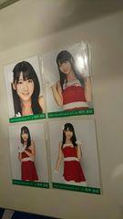 AKB48 2009 December 12月 月別生写真 柏木由紀コンプ