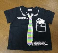 ネクタイTシャツ◇80�p