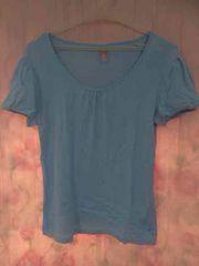 水色Tシャツ