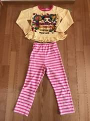 ★S.P.Y.KIDS COMPANY★パジャマ長袖上下★110�p★