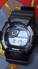 CASIOカシオG-SHOCKタフソーラー電波腕時計Gショック使用感少美品