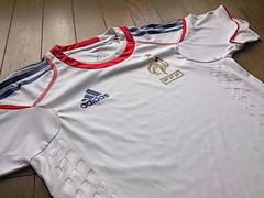 ★adidas製*サッカーフランス代表プラシャツ/サイズ160�a