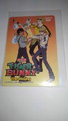 TIGER&BUNNY 非売品 限定 プリペイドカード Sランク QUOカード