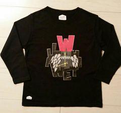★NEIGHBRHOOD★ブラックロンT/size130