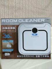 自動床掃除ロボットルームクリーナー ブラック