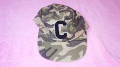 COCOLULU(ココルル)COandLU カモフラcap迷彩帽子キャップ