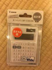 キャノン電卓  新品未使用品