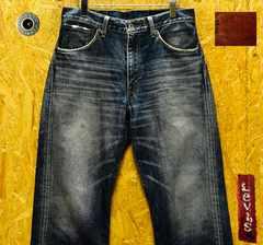 W32(90cm)◆廃盤◆リーバイス503リラックスストレート・股下76cm