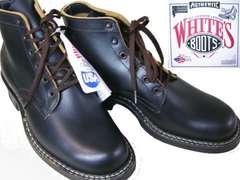 ホワイツ ブーツWHITE'Sビブラムソール2332Wセミドレス黒9.5