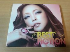 安室奈美恵CD「BEST FICTION」●