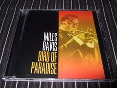 MILES DAVIS『BIRD OF PARADISE』美品(CHARLIE PARKER,マイルス)
