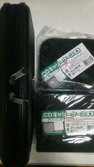 CD DVD 収納ケースまとめ売り計3個(48枚収納)&(28枚収納2ケース)