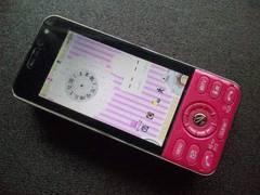 *P-02B/P02B*  ピンク☆*彡  超美品