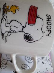 SNOOPY(スヌーピー) ベーシックマグカップ〈直径:95�o 高さ:72�o〉
