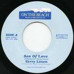 TERRY LINEN 「SEA OF LOVE」(ハニードリッパーズ)ラヴァーズロックレゲエカバー