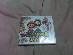 【新品3DS】マリオ&ルイージRPG1DX