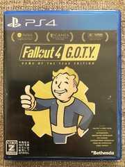 フォールアウト4 ゲームオブザイヤーエディション PS4 Fallout4