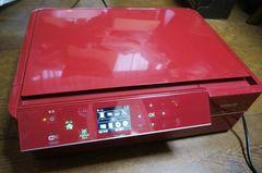 EPSONエプソン カラリオ無線LANプリンター EP-804AR ジャンク
