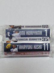 埼玉西武ライオンズ プレイヤーズ消しゴム 2コ入り 非売品