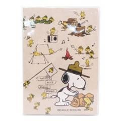 【スヌーピー】可愛いペンホルダー&ポケット付♪2016年B6スケジュール手帳