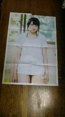 ★NMB48/澁谷凪咲・川本紗矢★ポスター。