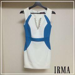 IRMA 高級ミニドレス anなど好きな方♪