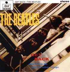 【送料無料】Beatles ビートルズ/Get Back 1970 Rare Mix (1CD)