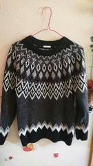 暖かいセーター(^∇^)