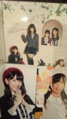 激レア!☆AKB48/永遠プレッシャー初回typeC/CD+DVD+通常盤生写真2枚付