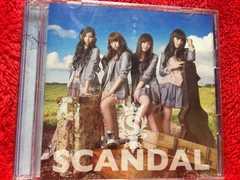 SCANDAL ハルカ 初回限定盤DVD付き スキャンダル