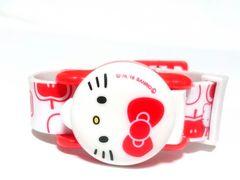 美品 ハローキティ【キティちゃん】トイウォッチ 腕時計★