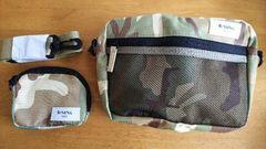 付録 ビーミングbyビームス ショルダーバッグ&ハーフジップ財布セット 未使用